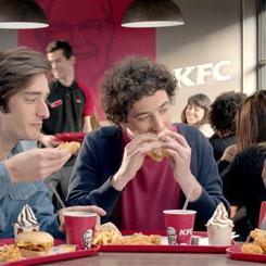 KFC Méga Menu 5 euros